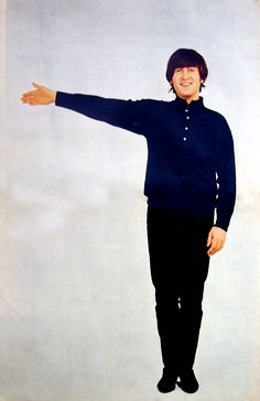 Rare Beatles. John Lennon.