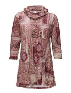 FREE|QUENT Karri-New-Tu-Patchwork tunikka - Vaatekauppa24.fi Free, Scrappy Quilts, Tunics