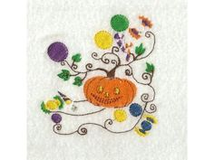 Filled Design Fall Machine Embroidery Design Sets - Page 2