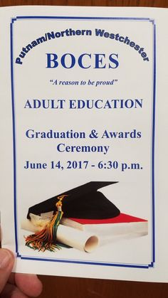 Putnamnorthern westchester boces pnwboces on pinterest no obstacles could stop these determined graduates from the pnw boces adult education program a fandeluxe Image collections