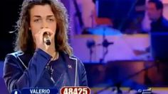 ▶ Valerio Scanu - Con te partirò - Video Dailymotion