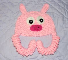 Pink Curly Pig...$20