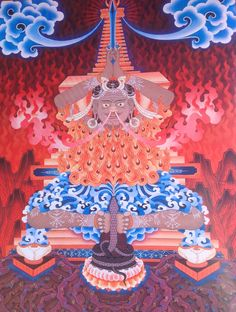 Buddhist Masters of Enchantment