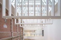 Philips wing, Rijksmuseum, Amsterdam, refurbishment by Cruz y Ortiz Amsterdam BV, Van Hoogevest Architecten