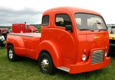 1951 White 3000 cab over truck