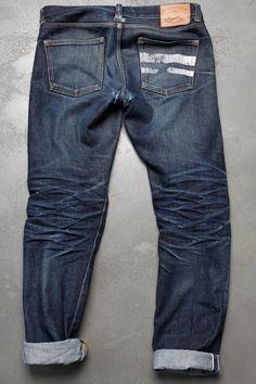 Japan Blue/Momotaro 200SP #rawdenim #jeans #raw