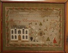 "Stacy Nash Primitives ""Christmas at Hollyberry Farm."