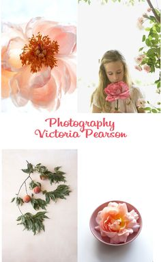 Hello April! photographs from Victoria Pearson