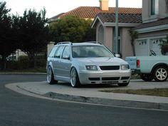 mk4 jetta wagon rear valence - Google Search