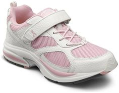 Dr Comfort Womens VICTORY Pink Diabetic Extra Depth Athletic Velcro Shoe 55W Pink * More info could be found at the image url.(This is an Amazon affiliate link)