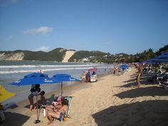 Brasil - Natal - Spiaggia Ponta Negra - Agosto 2009