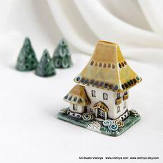 Honey Summer romantic House of tiny fairies  unique by vishnya, $40.00
