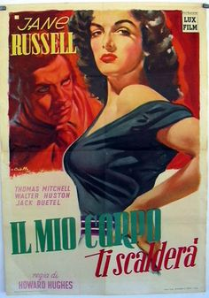 THE OUTLAW (1943) - Jane Russell