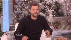 cool Joshua Jackson Spills On Ellen About Getting Naked, The Dawson's Creek Reunion, & Dating After Diane Kruger Split — Watch! Check more at https://10ztalk.com/2016/12/13/joshua-jackson-spills-on-ellen-about-getting-naked-the-dawsons-creek-reunion-dating-after-diane-kruger-split-watch/