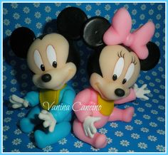 Whinnie & Mickey mouse