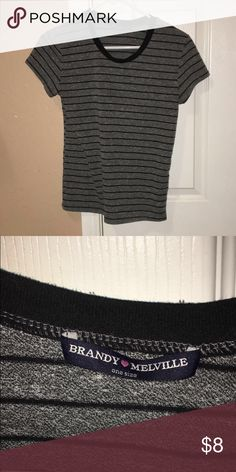Brandy Melville top One size - fits like a small Brandy Melville Tops