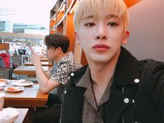 """[#WONHO] Did you watch the teaser well yesterday? I'm in a good mood because we were finally able to show you We will go to Mexico safely #Beautiful """"translated by fymonsta-x ϟ take out with full..."""