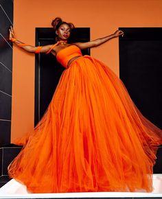 Fashion 2019 New Moda Style - fashion Look Fashion, Runway Fashion, Fashion Outfits, Fashion Design, Looks Cool, Beautiful Gowns, Dream Dress, Pretty Dresses, Dress To Impress