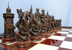 Another nice chess set