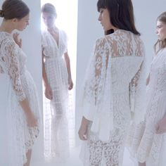 See Lover's 'White Magick Part 3' Collection | Fashion Magazine | News. Fashion. Beauty. Music. | oystermag.com