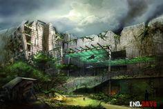 End of Days: A Cult Enclave by DreadJim.deviantart.com on @deviantART
