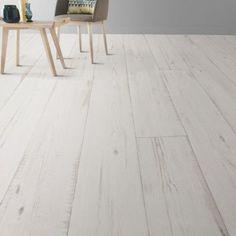 Sol PVC keywest blanc, ARTENS Textile l.4 m