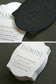 standing out as a 16 of the best photography business cards