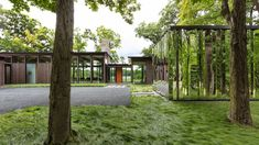 Woodland House by Altus Architecture & Design