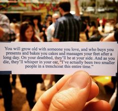 The Best Fortune Cookie Ever