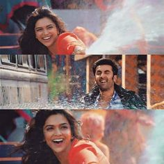 Image discovered by Ruken. Find images and videos about bollywood, deepika padukone and ranbir kapoor on We Heart It - the app to get lost in what you love. Bollywood Celebrities, Bollywood Actress, Yjhd Quotes, Donna Harvey, Bollywood Wallpaper, Bollywood Quotes, Cute Couples Goals, Ranbir Kapoor, Bollywood Stars