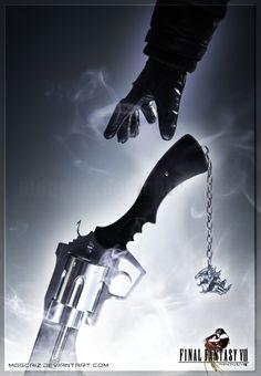 FFVIII Gunblade - Rearm by ~mogcaiz