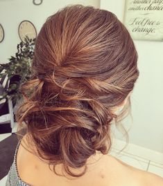 Beautifully relaxed up style. Hair by Chandre Bridal Hair And Makeup, Bridal Beauty, Hair Makeup, Bridal Looks, Bridal Style, Up Styles, Long Hair Styles, South African Weddings, Makeup Course