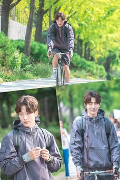 """Weightlifting Fairy Kim Bok-joo"" Nam Joo-hyeok becomes swimming genius Jeong Joon-hyeong"