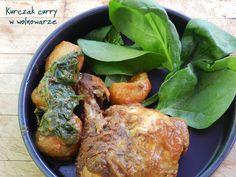 Stare Gary: Kurczak curry w wolnowarze