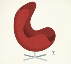 i like how this chair curves like it dose. purrfect color