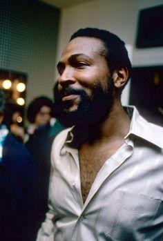 Marvin P. Gaye (April 2, 1939 – April 1, 1984) #sexy
