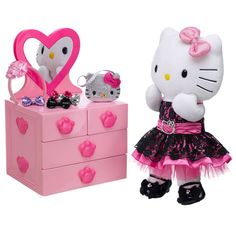Hello+kitty+build+a+bear+clothes | ... for the Holidays Hello Kitty® by Sanrio® - Build-A-Bear Workshop US