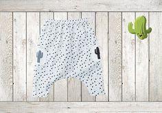 Vêtement bébé fille ou garçon/ Vetement africain/ Sarouel pour
