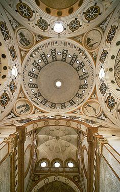 ancora architettura  s. Maria delle Grazie a Milano