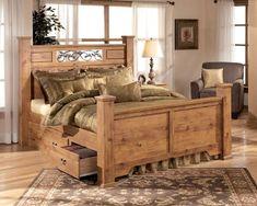 17 Best Pine Bedroom Furniture images in 2017 | Bedroom Furniture ...