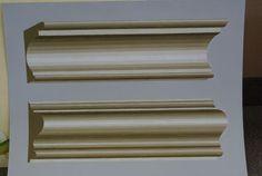 Альфрейная живопись. Обманки 1. Акрил Moulding Profiles, Home Decor, Decoration Home, Room Decor, Home Interior Design, Home Decoration, Interior Design