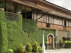 Pastor Heritage House Dating from 1883, Classic Filipino Style Bahay Na Bato, Batangas, Philippines.