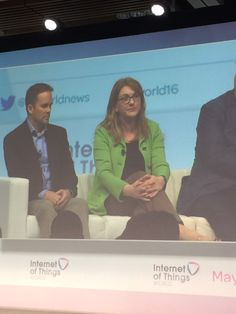 vernon turner ‏@vernonxt: #iotworld16 @IoTthatMatters kicks off a panel by sharing views on IoT sponsored safety