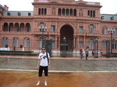 Casa rosada Buenos Aires-Argentina