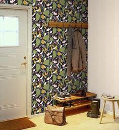 Mys liv och hem: Det kommer att kvittra i vår källartrapp