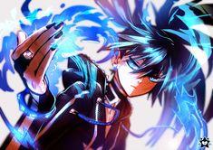 Blue Flame by E-X-P-I-E.deviantart.com on @deviantART