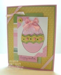 FS58 A GOOD EGG by stampinat6213 - Cards and Paper Crafts at Splitcoaststampers