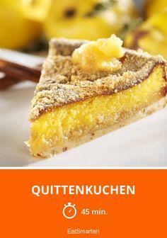 Quittenkuchen - smarter - Zeit: 45 Min. | eatsmarter.de