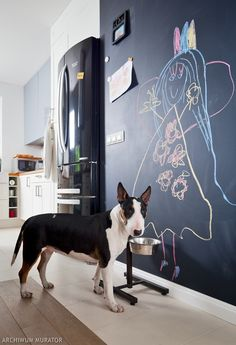 <p>Ściany pomalowane farbą magnetyczną to jeden z hitów dekoracyjnych w tym roku. Dowiedz się, jak stosować farby magnetyczne do wnętrz i zobacz, jak wyglądają w dekoracji ścian [GALERIA ZDJĘĆ].</p>