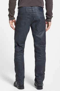 'Defend' Coated Slim Fit Jeans (Legion Blue) by G-STAR RAW on @nordstrom_rack